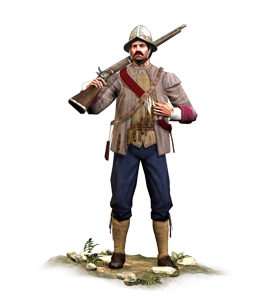 Colonial Militia RIM