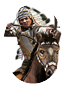 Apache Mesalero Warriors Icon