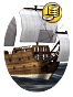 Galleon Icon