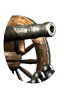 File:24-lber Foot Artillery icon.png