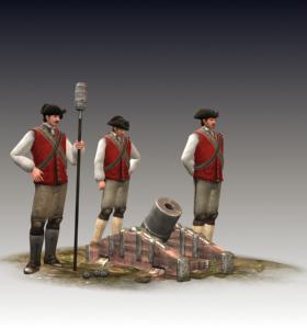 4-inch mortar