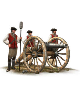 24-lber Foot Artillery