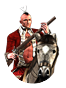 Mounted tribal gunners icon