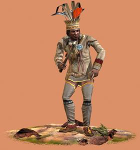 Ojibwa Warriors