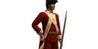 Colonial Line Infantry