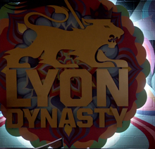 Lyon Dynasty Logo - True Love Never