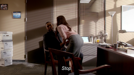 Andre refusing Raquel