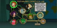 Futurama Genetics Lab