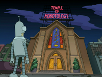 Temple of Robotology