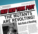 The Mutants Are Revolting