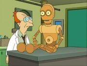 EarlyRobot