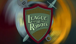 League of Robots logo