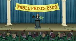 Nobel Prize Award Ceremony 2308