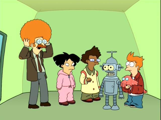 Hubert J Farnsworth Futurama Wiki Fandom Powered By Wikia