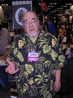 Gary Gygax Gen Con 2007