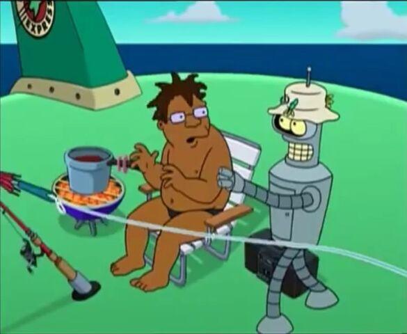 File:Hermes and Bender.jpg