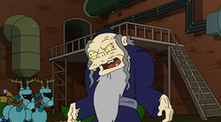 Chanukah Zombie