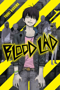 Blood lad previewcover