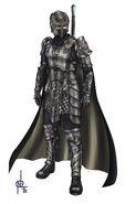 Ybarro Kalasag Armor Concept Art