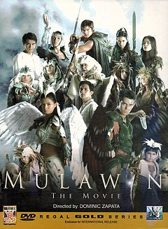 'Mulawin: The Movie' DVD cover