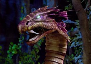 Huge Serpent Form