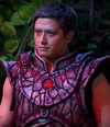 Amarro in armor
