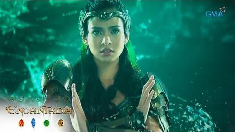 Encantadia Sangg're Alena's warrior transformation