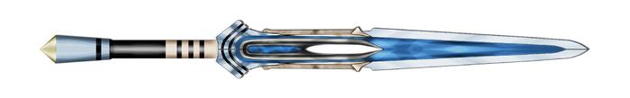 Hitano's sword