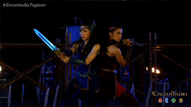 File:Amihan and Pirena during the contest.png