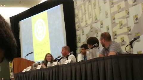 Endgame Panel SDCC 2014