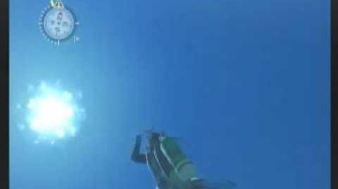 "Wii Endless Ocean JPN - Secret place ""Marine Lake"""