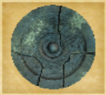 Ancient Bronze Mirror