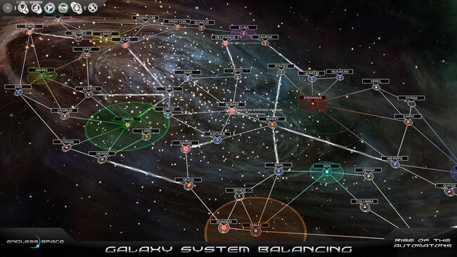 Galaxy Balancing 2