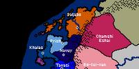 Reokhar successor states