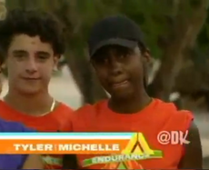 Tyler and Michelle