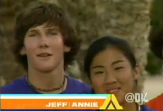 Jeff and Annie.