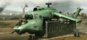 Mi-80 Tarantula