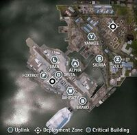 USS Regan Sea Base