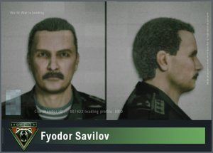 Fyodor Savilov