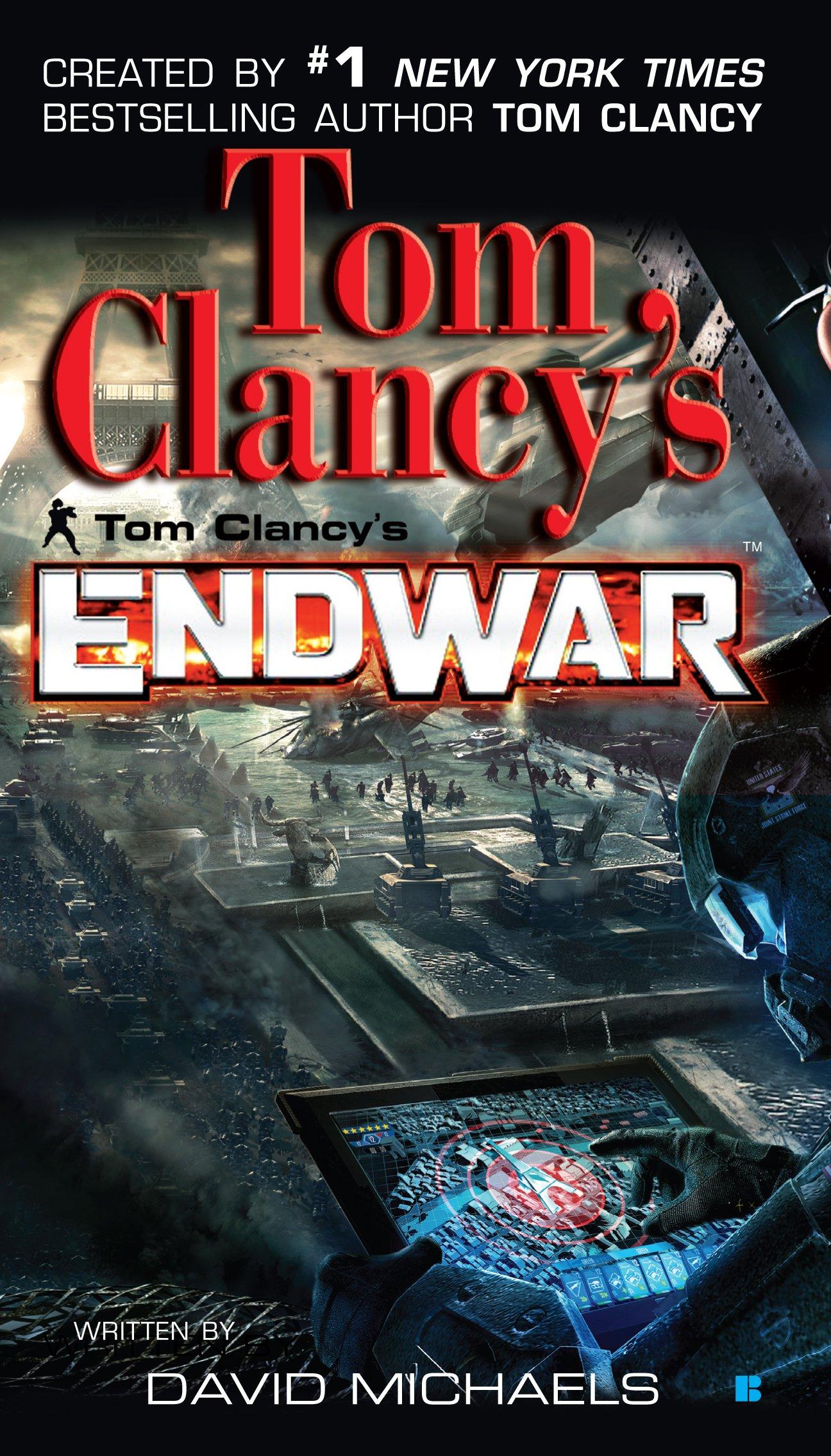 tom clancy 39 s endwar novel endwar wiki fandom powered by wikia. Black Bedroom Furniture Sets. Home Design Ideas