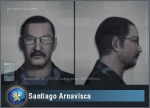 Santiago Arnavisca