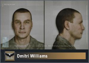 Dmitri Williams