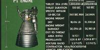 Bipropellant rocket