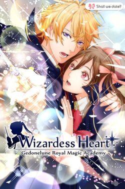 Wizardess heart title