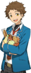(Pastries) Mitsuru Tenma Full Render