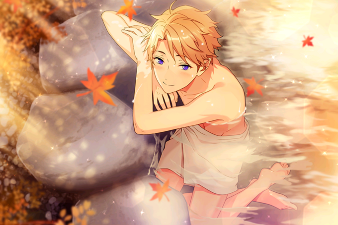 (For my Friends) Arashi Narukami ultimate CG