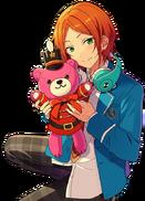 (Game Mascot) Yuta Aoi Full Render