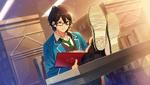 (Recollection of Mundane Days) Rei Sakuma CG