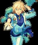 (Emperor's Unhealthy Appetite) Eichi Tenshouin Full Render Bloomed