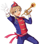 (Spring Forth) Tomoya Mashiro Full Render Bloomed